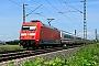 """Adtranz 33206 - DB Fernverkehr """"101 096-6"""" 15.06.2021 - Alsbach (Bergstr.)Kurt Sattig"""