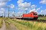 "Adtranz 33206 - DB Fernverkehr ""101 096-6"" 07.07.2021 - Braunschweig-TimmerlahJens Vollertsen"