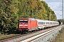 """Adtranz 33216 - DB Fernverkehr """"101 106-3"""" 15.10.2009 - HasteThomas Wohlfarth"""
