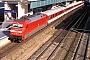 """Adtranz 33216 - DB R&T """"101 106-3"""" 23.04.1999 - Laatzen, Bahnhof Hannover Messe/LaatzenWerner Brutzer"""