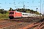 "Adtranz 33216 - DB Fernverkehr ""101 106-3"" 24.04.2015 - BickenbachKurt Sattig"