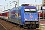 """Adtranz 33216 - DB R&T """"101 106-3"""" 26.07.2001 - Dortmund, HauptbahnhofDietrich Bothe"""