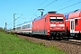 """Adtranz 33216 - DB Fernverkehr """"101 106-3"""" 20.04.2016 - Alsbach-SandwieseKurt Sattig"""