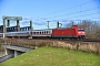 """Adtranz 33216 - DB Fernverkehr """"101 106-3"""" 11.03.2017 - Hamburg, SüderelbbrückenJens Vollertsen"""