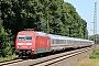 """Adtranz 33216 - DB Fernverkehr """"101 106-3"""" 08.07.2018 - HasteThomas Wohlfarth"""