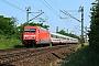 "Adtranz 33216 - DB Fernverkehr ""101 106-3"" 04.06.2019 - Bickenbach (Bergstr.)Kurt Sattig"