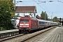 "Adtranz 33216 - DB Fernverkehr ""101 106-3"" 10.10.2019 - PrienMichael Umgeher"
