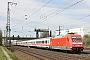"Adtranz 33216 - DB Fernverkehr ""101 106-3"" 17.04.2021 - WunstorfThomas Wohlfarth"