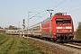 """Adtranz 33216 - DB Fernverkehr """"101 106-3"""" 23.04.2021 - HohnhorstThomas Wohlfarth"""
