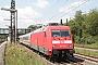 """Adtranz 33241 - DB Fernverkehr """"101 131-1"""" 20.05.2012 - Mainz-BischofsheimMarvin Fries"""