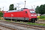 """Adtranz 33241 - DB Fernverkehr """"101 131-1"""" 08.07.2008 - Berlin-LichtenbergErnst Lauer"""