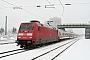 "Adtranz 33241 - DB Fernverkehr ""101 131-1"" 04.03.2006 - Ludwigshafen-OggersheimWolfgang Mauser"