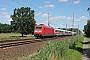 """Adtranz 33241 - DB Fernverkehr """"101 131-1"""" 20.07.2016 - WarlitzGerd Zerulla"""