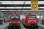 """Adtranz 33241 - DB Fernverkehr """"101 131-1"""" 23.11.2016 - München, HauptbahnhofThomas Gottschewsky"""