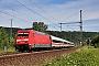"""Adtranz 33241 - DB Fernverkehr """"101 131-1"""" 09.06.2017 - SchöpsChristian Klotz"""