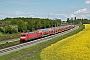 "Adtranz 33241 - DB Fernverkehr ""101 131-1"" 20.05.2021 - Schkeuditz WestRené Große"