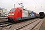 "Adtranz 33243 - DB Fernverkehr ""101 133-7"" 19.02.2007 - WeinheimErnst Lauer"