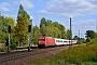 """Adtranz 33243 - DB Fernverkehr """"101 133-7"""" 30.09.2015 - Leipzig-TheklaMarcus Schrödter"""