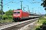 "Adtranz 33243 - DB Fernverkehr ""101 133-7"" 23.06.2016 - Müllheim (Baden)Kurt Sattig"