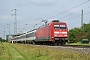 """Adtranz 33243 - DB Fernverkehr """"101 133-7"""" 05.10.2014 - AuggenVincent Torterotot"""