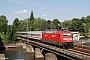 "Adtranz 33244 - DB Fernverkehr ""101 134-5"" 02.07.2006 - Wetter (Ruhr)Ingmar Weidig"