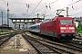 "Adtranz 33244 - DB R&T ""101 134-5"" 22.05.2000 - Erfurt, HauptbahnhofDietrich Bothe"