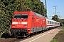"""Adtranz 33244 - DB Fernverkehr """"101 134-5"""" 11.10.2010 - Köln, Bahnhof WestWolfgang Mauser"""