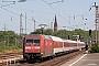 """Adtranz 33244 - DB Fernverkehr """"101 134-5"""" 21.07.2013 - Mülheim (Ruhr)-StyrumMartin Weidig"""