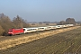 "Adtranz 33244 - DB Fernverkehr ""101 134-5"" 25.01.2017 - SagehornMarius Segelke"
