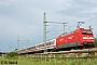 "Adtranz 33244 - DB Fernverkehr ""101 134-5"" 19.08.2007 - Dortmund-SombornThomas Dietrich"