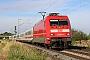 """Adtranz 33244 - DB Fernverkehr """"101 134-5"""" 25.06.2021 - HohnhorstThomas Wohlfarth"""