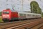 "Adtranz 33244 - DB Fernverkehr ""101 134-5"" 03.07.2021 - WunstorfThomas Wohlfarth"