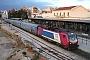 "Adtranz 33285 - OSE ""220 018"" 24.10.2008 Athens(LarissaStation) [GR] Burkhard Sanner"