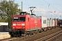 """Adtranz 33341 - DB Schenker """"145 024-6"""" 23.04.2012 - Nienburg (Weser)Thomas Wohlfarth"""
