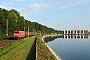 """Adtranz 33341 - DB Schenker """"145 024-6"""" 18.06.2014 - NiederwarthaDaniel Berg"""