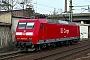 """Adtranz 33341 - DB Cargo """"145 024-6"""" 04.04.2002 - Hamburg-HarburgDietrich Bothe"""
