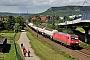 """Adtranz 33341 - DB Cargo """"145 024-6"""" 07.06.2017 - Jena-GöschwitzChristian Klotz"""