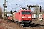"""Adtranz 33341 - DB Cargo """"145 024-6"""" 20.03.2021 - WunstorfThomas Wohlfarth"""