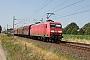 """Adtranz 33341 - DB Cargo """"145 024-6"""" 24.07.2021 - DersenowGerd Zerulla"""
