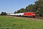 """Adtranz 33353 - DB Schenker """"145 036-0"""" 27.09.2013 - LeschedeFokko van der Laan"""