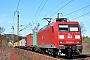 """Adtranz 33353 - DB Schenker """"145 036-0"""" 20.03.2014 - Cossebaude(Dresden)Steffen Kliemann"""