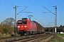"""Adtranz 33353 - DB Schenker """"145 036-0"""" 05.11.2015 - WaghäuselWolfgang Mauser"""