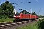 """Adtranz 33353 - DB Cargo """"145 036-0"""" 13.05.2018 - Dresden-CossebaudeMario Lippert"""