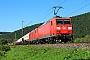 "Adtranz 33353 - DB Cargo ""145 036-0"" 26.06.2020 - Gemünden (Main)-WernfeldKurt Sattig"