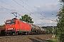 "Adtranz 33367 - Railion ""145 048-5"" 17.08.2008 - RonshausenSteven Kunz"