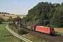 """Adtranz 33367 - Railion """"145 048-5"""" 07.08.2008 - HermannspiegelSteven Kunz"""