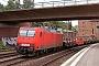 "Adtranz 33367 - DB Schenker ""145 048-5"" 30.05.2012 - Hamburg-HarburgPatrick Bock"
