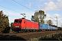 """Adtranz 33367 - DB Schenker """"145 048-5"""" 26.10.2012 - Natrup-HagenHeinrich Hölscher"""