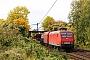 """Adtranz 33367 - DB Schenker """"145 048-5"""" 16.10.2012 - Lehrte-AhltenHeinrich Hölscher"""