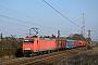 """Adtranz 33367 - DB Schenker """"145 048-5"""" 05.03.2014 - Lehrte-AhltenMichael E. Klaß"""